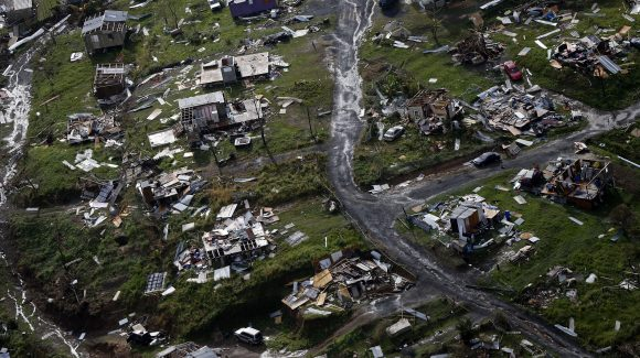 From Texas to Puerto Rico: Sending Emergency Relief to Disaster Victims