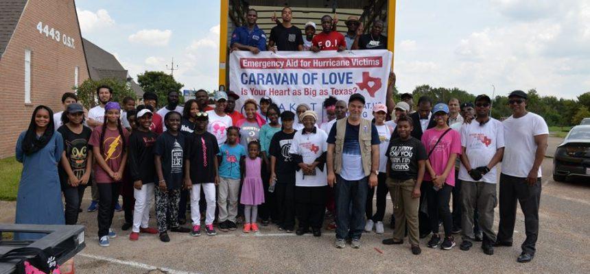 In Houston, ZF Volunteers Initiate Relief Efforts