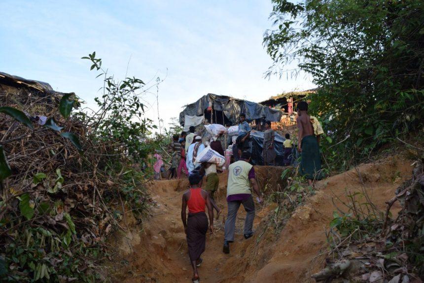 الزكاة تجلب الإغاثة والإنعاش إلى الروهينغا