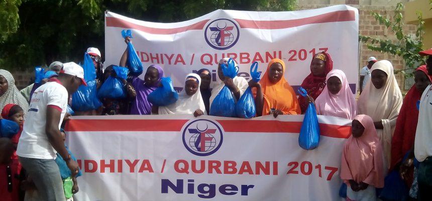 Udhiya/Qurbani: Niger