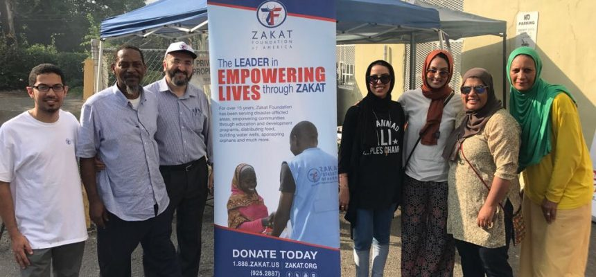 Celebrate With Us! Zakat Foundation Organizes 5th Annual Fourth of July Cookout
