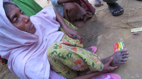 We Found Her Crying in a Corner: A Rohingya Woman Shares Her Story