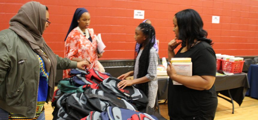 Volunteer Days: Strengthening Our Faith Through Charity; Binding Faith and Service