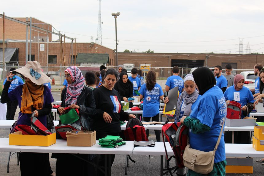 Volunteer Days: Strengthening Our Faith Through Charity; Binding Faith and Service