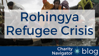 Charity Navigator Chooses ZF As Top Aid Organization for Rohingya Relief