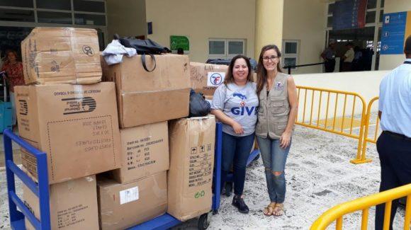 الإغاثة العاجلةبورتوريكو :الجزء الاول