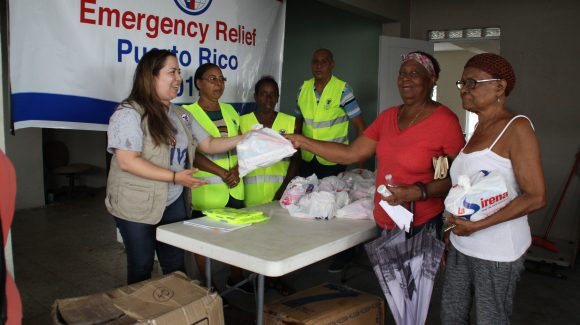 Puerto Rico Relief (Part II)