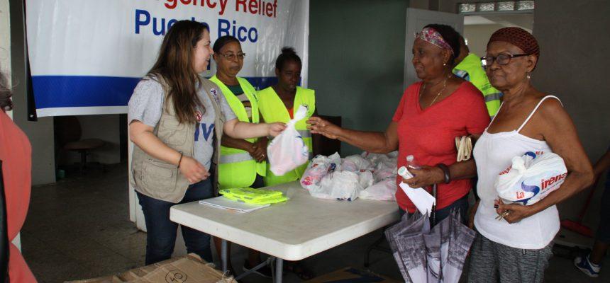 الإغاثة العاجلة بورتوريكو:الجزء الثاني