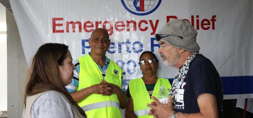 موفد من بورتوريكو: سؤال وجواب الاستجابة الأولى للزكاة