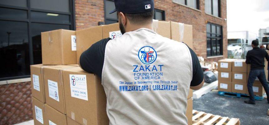 الزكاة ترسل شاحنة مساعدات جديدة إلى بورتوريكو