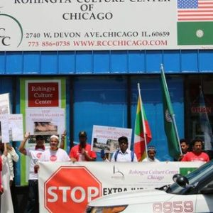 """""""Adjusting to New Lives, Chicago's Rohingya Look to Aid Those Still in Myanmar."""""""