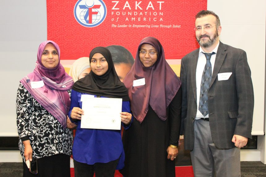 ZF Volunteers Take the Spotlight at Award Ceremony