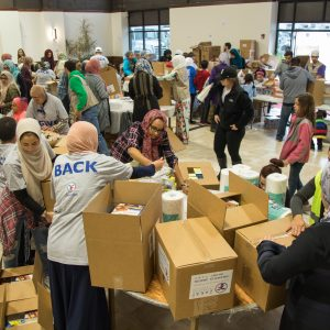 Volunteer Day: Chicagoans for Puerto Rico Relief