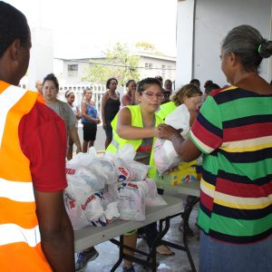 ZF's Puerto Rico Relief Revs Up
