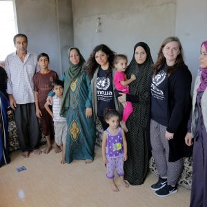 Rebuilding Gaza with UNRWA-USA