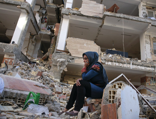 """Devastation and Cold""—The Iran-Iraq Earthquake"