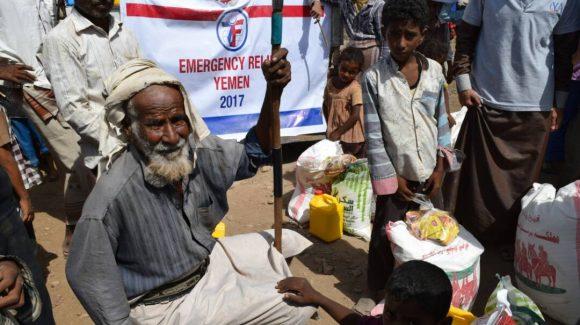 Delivering Aid to War-Ravaged Yemen