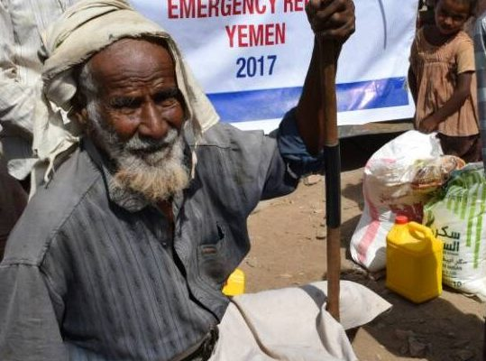 Delivering Aid to War-Ravaged Yemen
