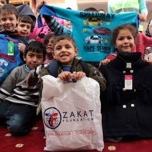 Covering Syria Winter Campaign – Winter Wear to Syrian Refugees