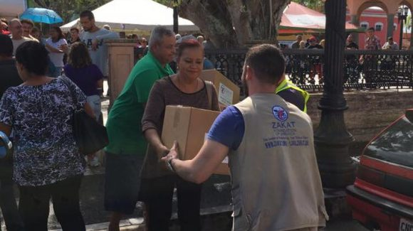 """بورتوريكو تشرق """": سؤال وجواب مع منسق التوعية بعد عودة البعثة الإنسانية"""