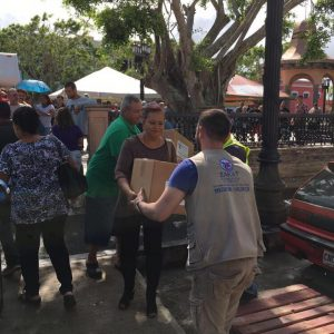 """Puerto Rico Rises"": Q&A with Outreach Coordinator After Humanitarian Mission"
