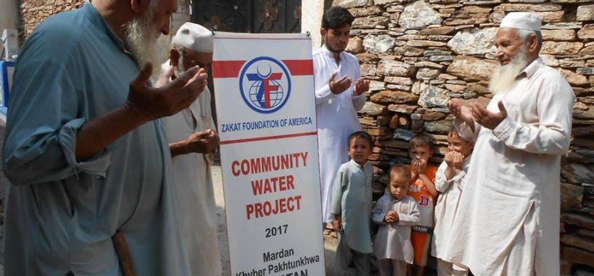آبار مياه جديدة في باكستان