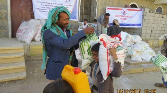 Emergency Food Aid in Yemen