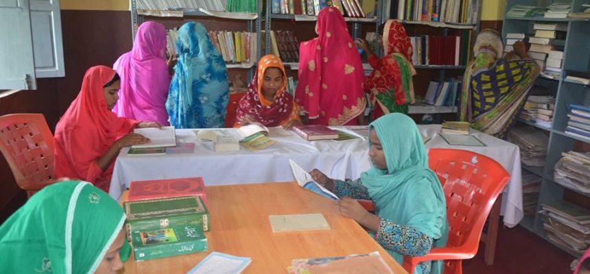الزكاة ترعى مدرسة الأطفال اليتامى في نيبال