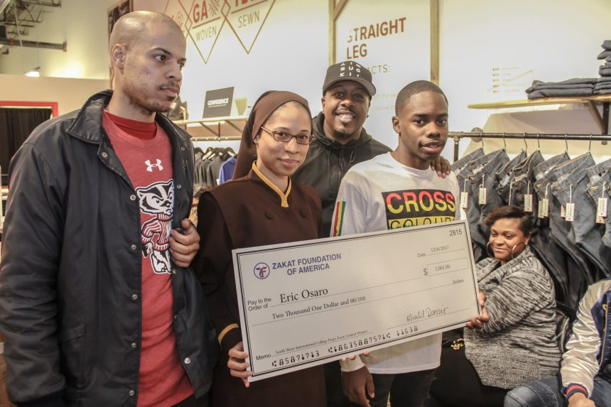 ZF Grants Scholarship to CPS Student