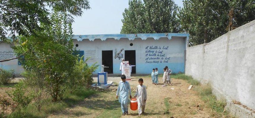 برنامج آبار المياه يتوسع في الهند و باكستان