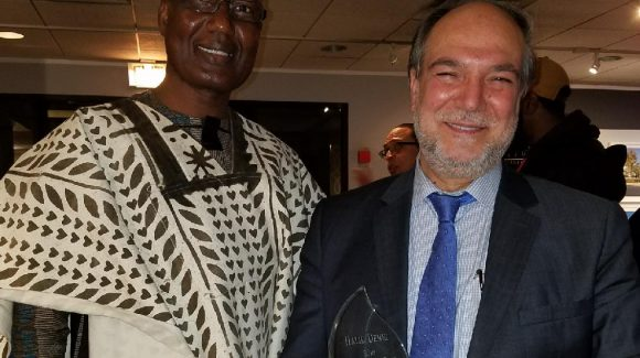ZF Executive Director Honored with Human Rights Champion Award