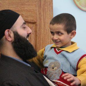 Khalil Center Psychologist Visits Syrian Mental Health Clinics