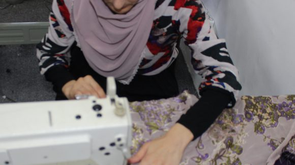 Jordan's Vocational Training Center Thrives While Changing Lives
