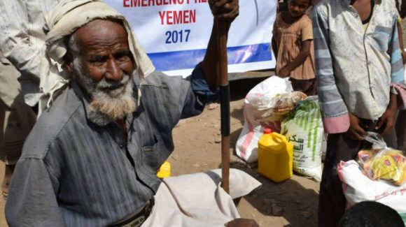 Food Resilience Program for Famished Yemenis
