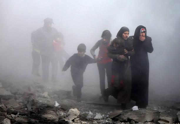 كارثة في الغوطة