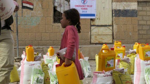Food Resilience Program for Famished Yemenis