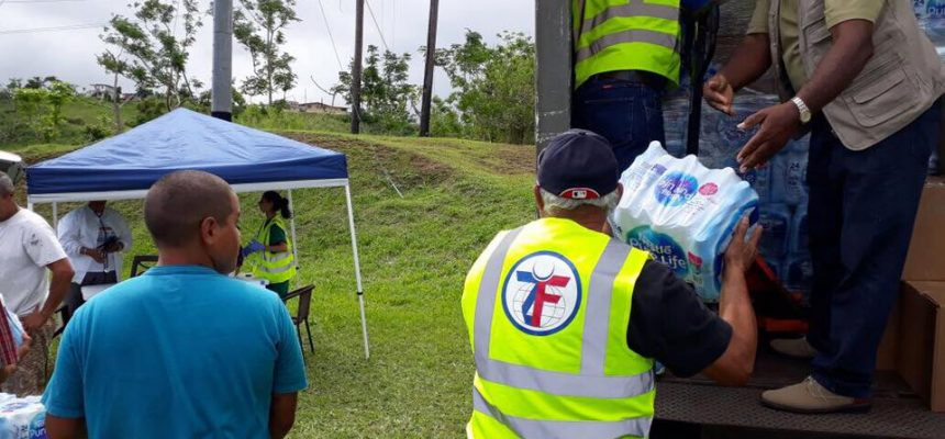 Zakat Foundation to Send Third Emergency Aid Shipment to Puerto Rico's Hurricane Stricken