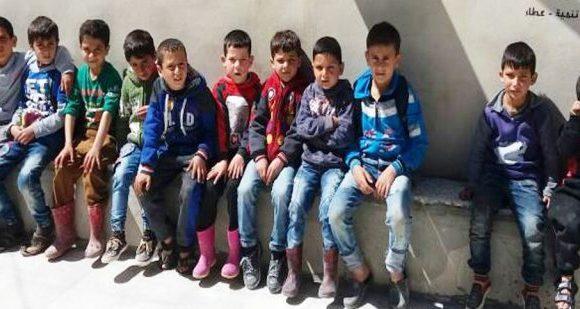 الزكاة تبني مركزاً للأطفال السوريين المصابين بصدمات نفسية