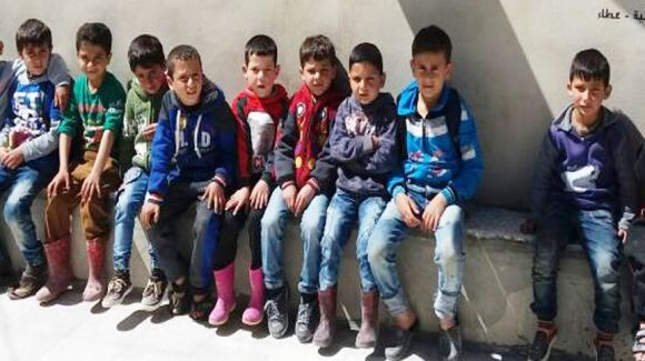 Zakat Foundation of America Builds Center for Traumatized Syrian Children