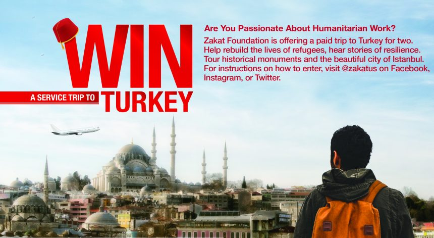ZF is Offering a Free Service Trip to Turkey