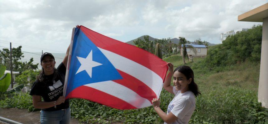 مهمة الزكاة الإنسانية في بورتوريكو