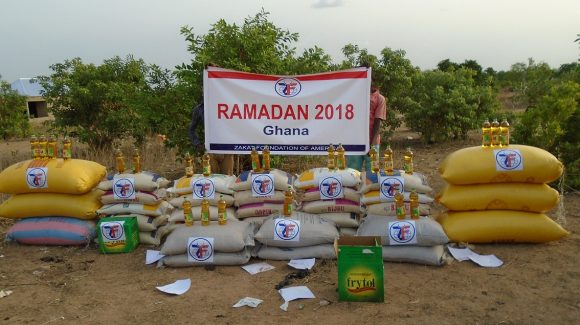 Burkina Faso & Ghana: Ramadan 2018