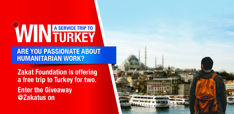 Win a Trip to Turkey webbanner