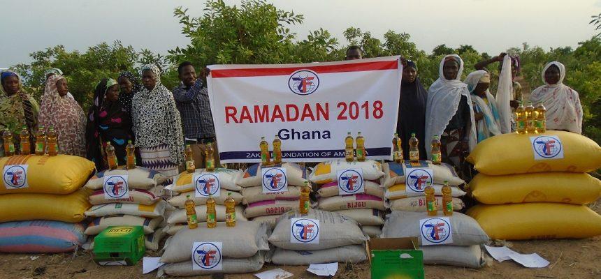 بوركينا فاسو و غانا رمضان (2018)