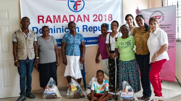 Dominican Republic: Ramadan 2018