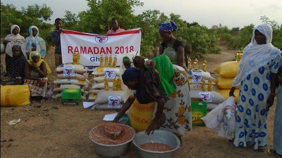 Ghana & Burkina Faso: Ramadan 2018