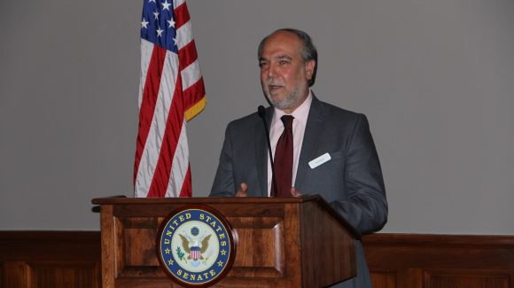 Zakat Foundation Hosts Capitol Hill Iftar