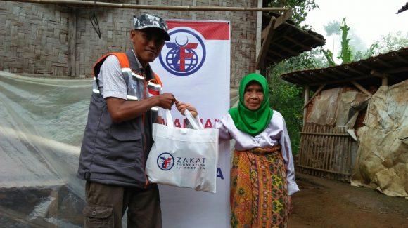 إندونيسيا: توزيعات الزكاة 2018