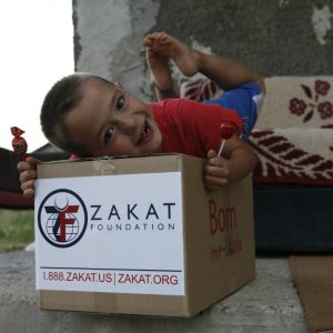 NGOsource Partners with Zakat Foundation of America: Giving in Syria