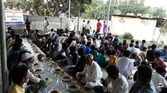 Nepal: Ramadan 2018